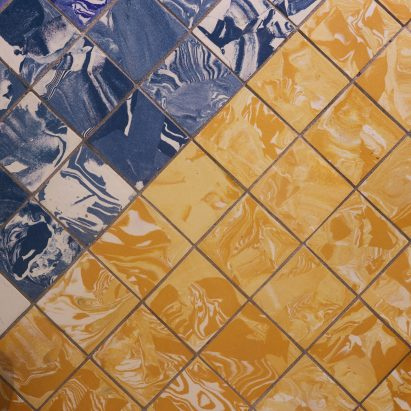 "Assemble's Granby workshop releases ""extremely vibrant"" tile collection"