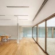 Blancafort care home by Guillem Carrera Arquitecte