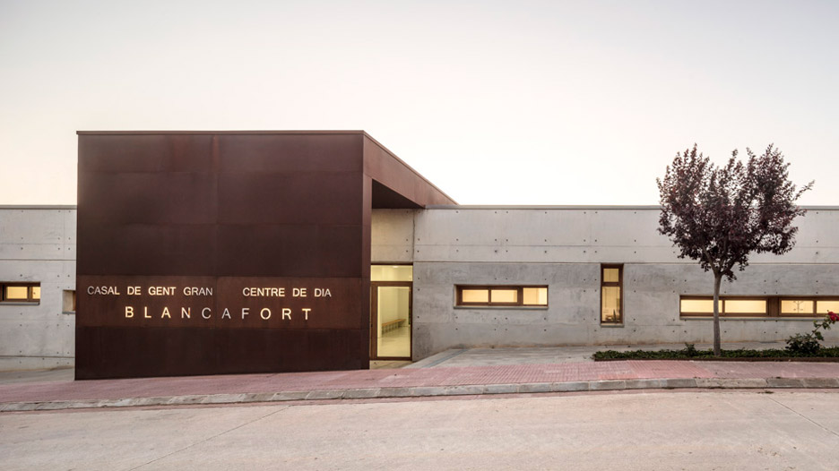 Guillem Carrera's care home in northern Spain encourages