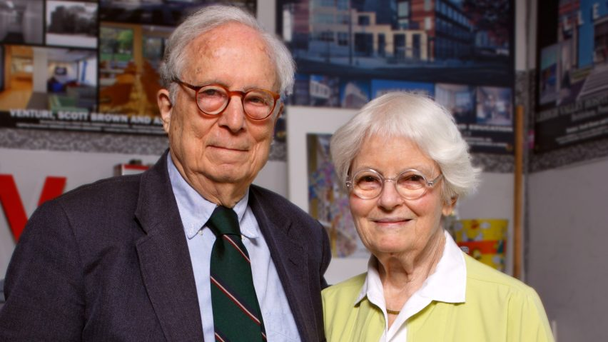 Robert Venturi and Denise Scott Brown