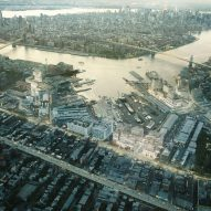 "WXY's Brooklyn Navy Yard masterplan proposes ""vertical manufacturing space"""