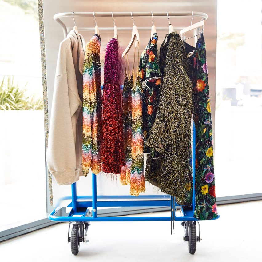 Browns Fashion in LA by Brinkworth