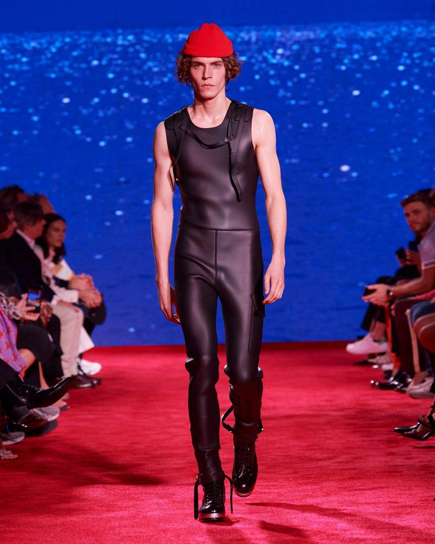 Calvin Klein Spring 2019 catwalk show