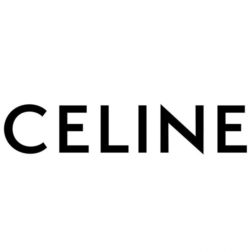 Celine logo rebrand