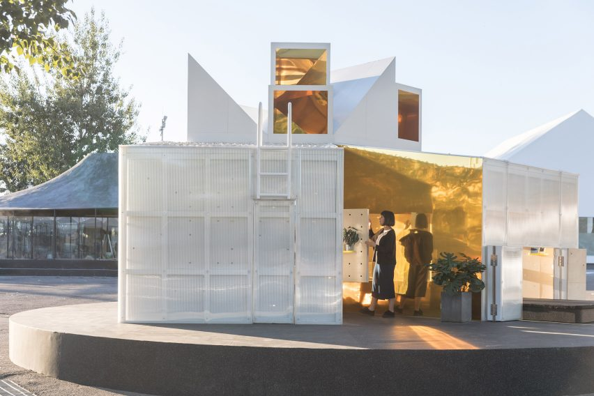 For China House Vision 10 architects imagine the future of the Chinese home
