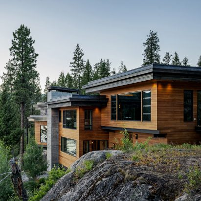 Cliff House by McCall Design and Planning