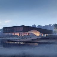 3XN to design wave-shaped Climatorium on Danish coast