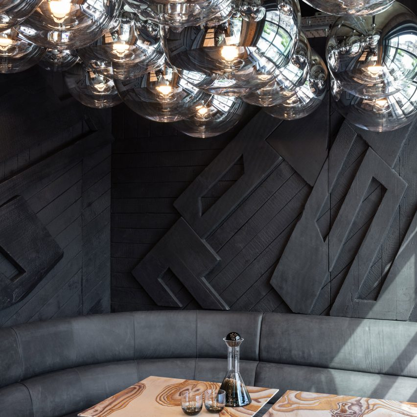 The Coal Office restaurant by Tom Dixon