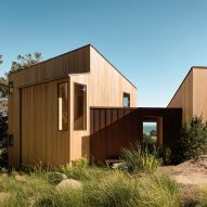 Sea Ranch by Malcolm Davis Architecture