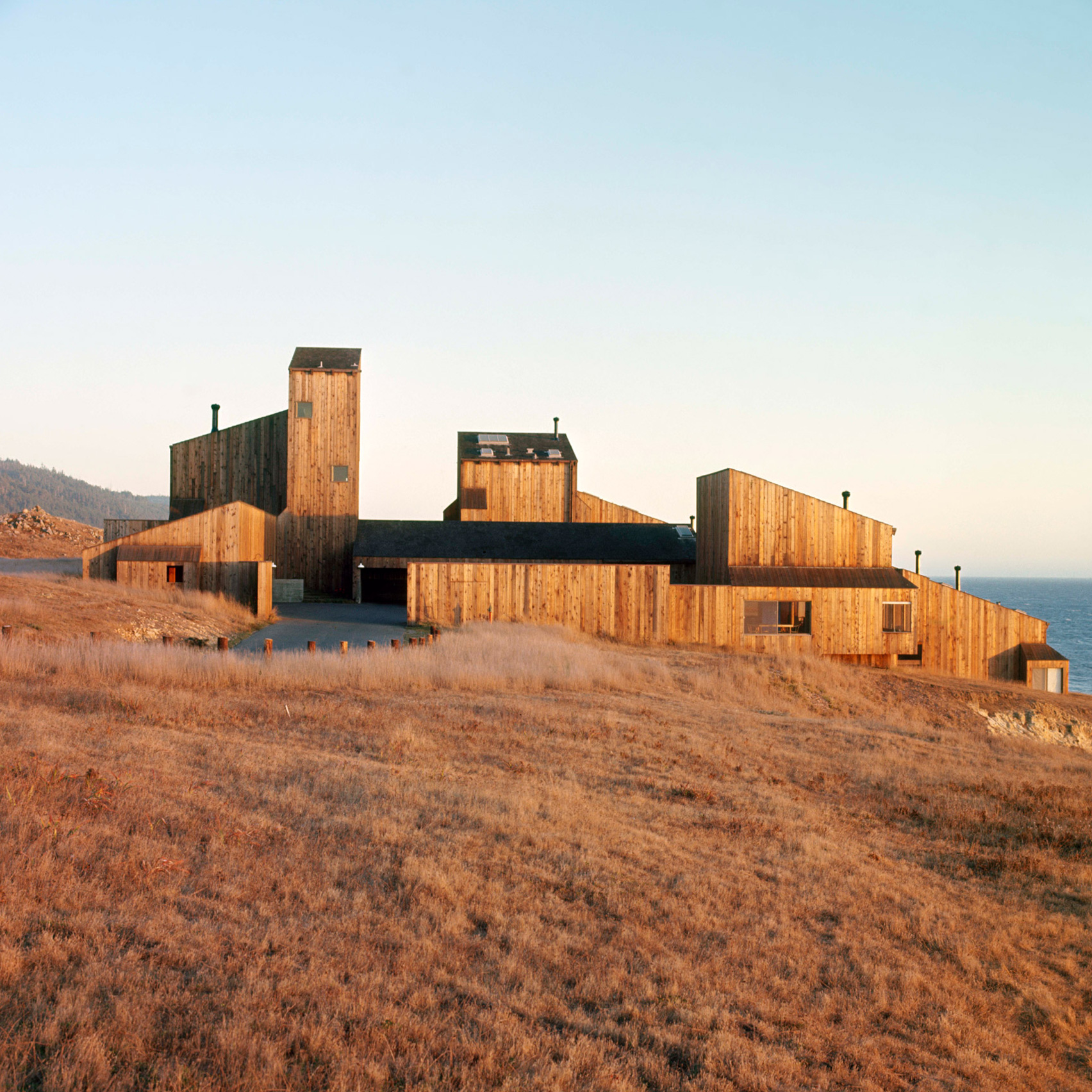 100 Génial Concepts Sea Ranch Charles Moore