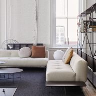 DePadova opens spacious furniture showroom in New York's Soho