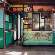 Eileen Gray's modernist E-1027 villa revealed in photographs by Manuel Bougot