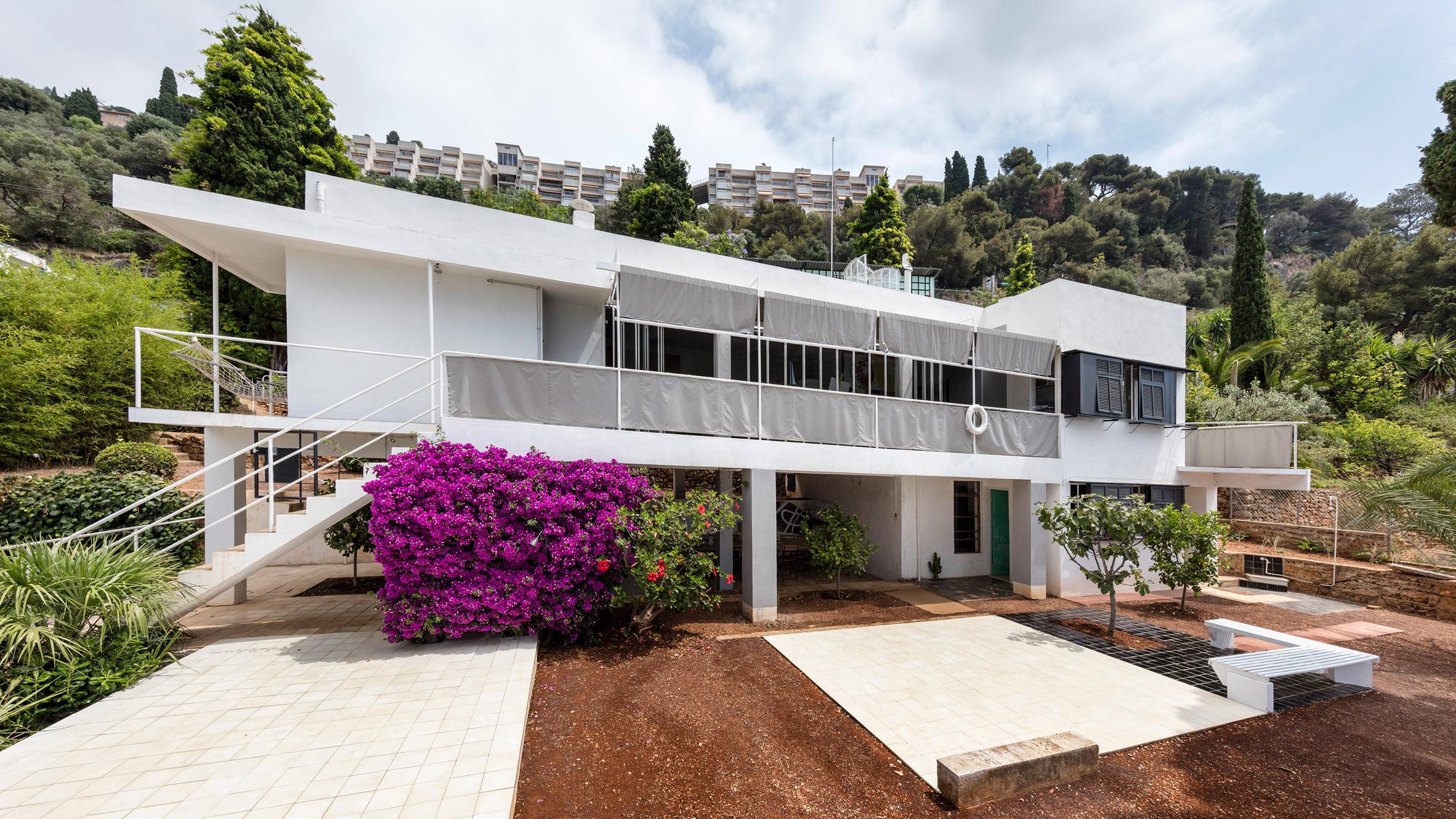 Eileen Gray's modernist E-1027 villa revealed in ...