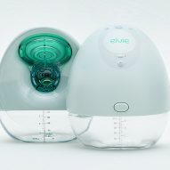 Breast pump by Elvie