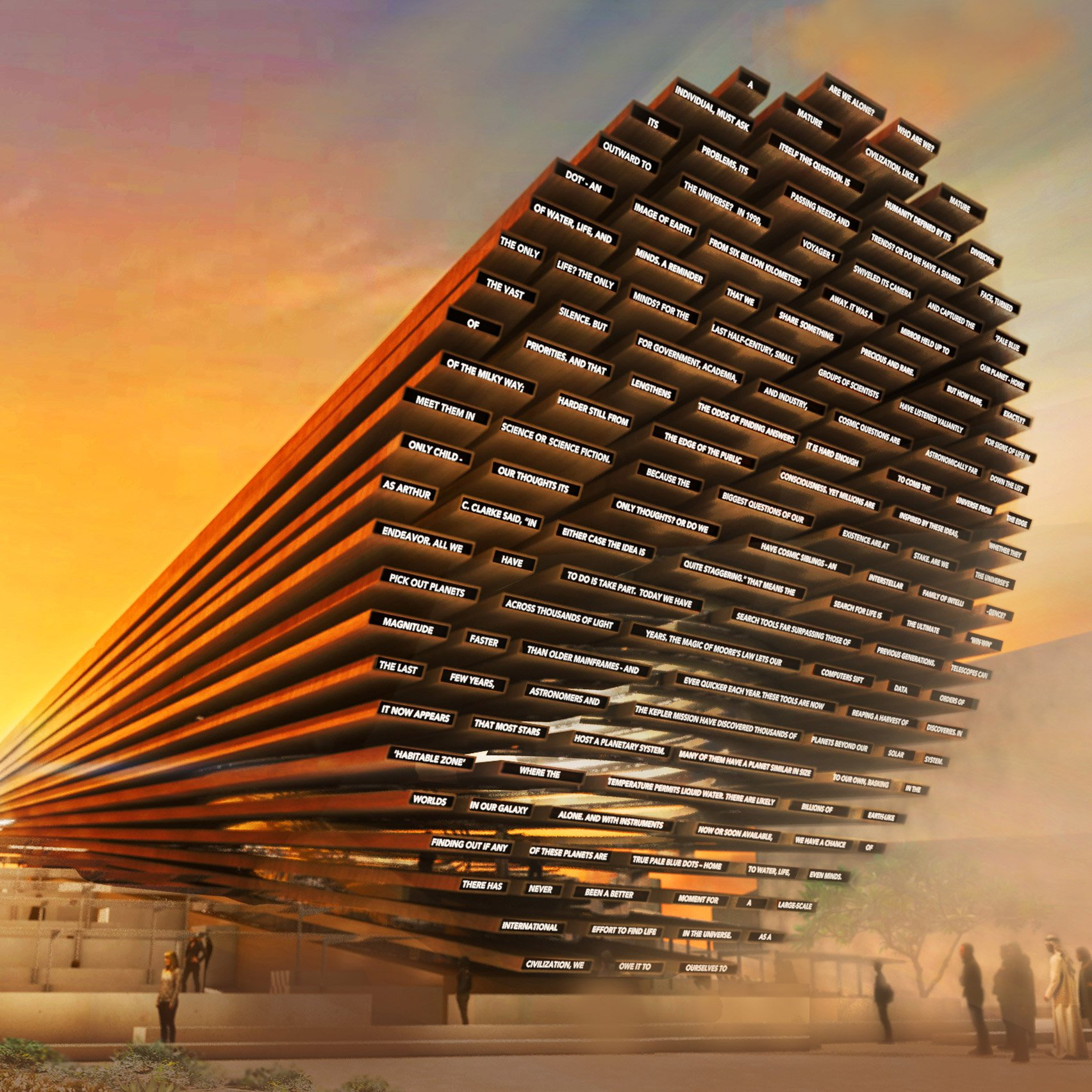 12 new buildings to look forward to in 2020: Es Devlin to design UK pavilion for Dubai Expo 2020