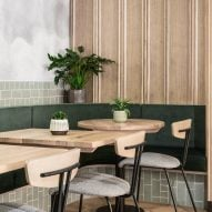 London's Farmer J restaurant by Biasol