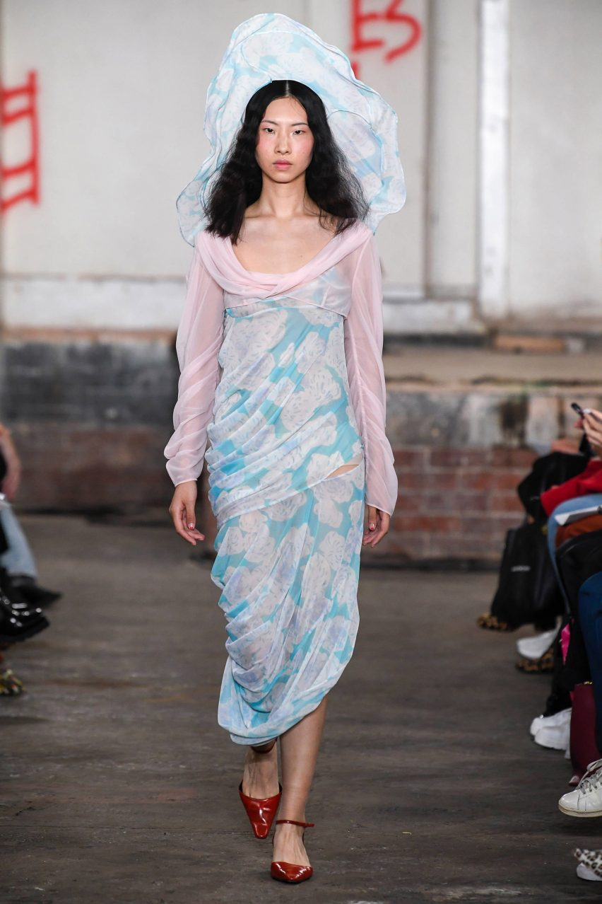 Fashion East Showcases Three Young Designers At London Fashion Week
