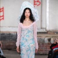 Fashion East gives platform to emerging designers Charlotte Knowles, Yuhan Wang and ASAI