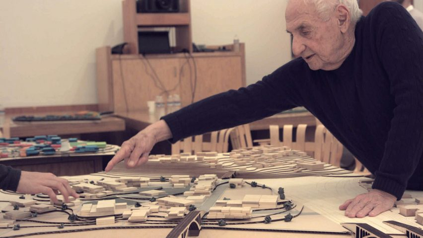 Frank Gehry – Building Justice