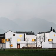 Gad Line+ Studio creates low-cost housing in rural Chinese village