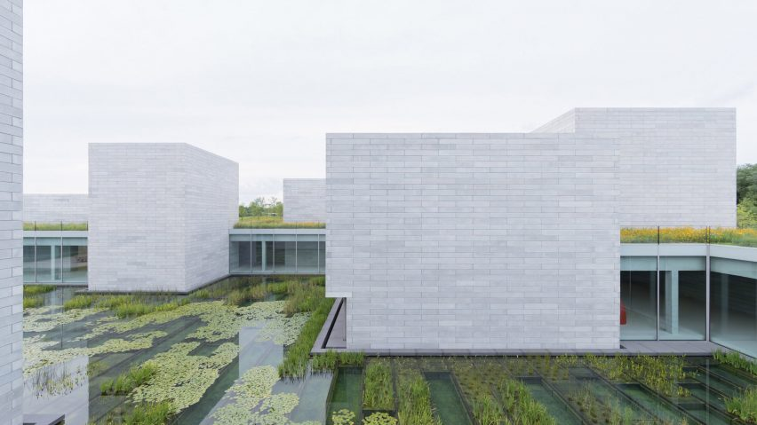 Glenstone Museum by Thomas Phifer and Partners
