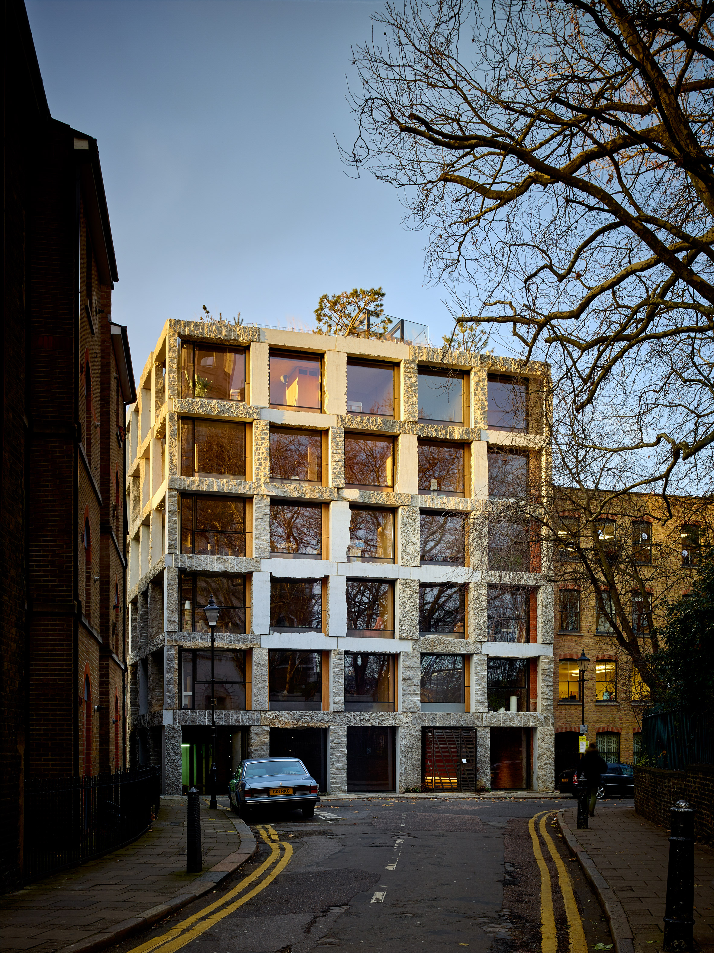 Amin Taha explains thinking behind controversial 15 Clerkenwell Close in new movie