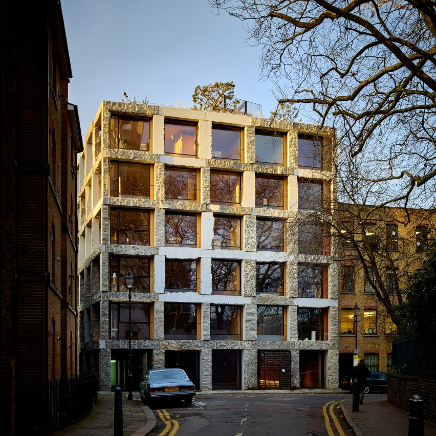 New Stone Age exhibition: 15 Clerkenwell Close by Amin Taha + Groupwork