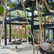 Habitas Tulum boutique hotel offers beachfront and hidden jungle rooms
