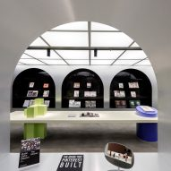 Harbook store by Alberto Caiola