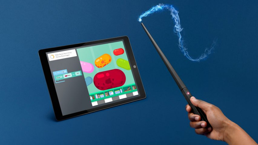 Kano's Harry Potter wand kit lets you code spells