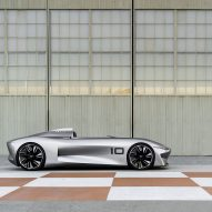 Infiniti's Prototype 10 concept is a modern take on the classic speedster