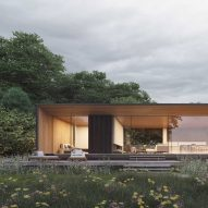 Ström Architects unveils renderings of British seaside getaway