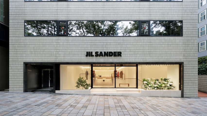 Jil Sander Japan flagship by John Pawson