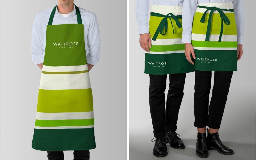 "Pentagram's John Lewis and Waitrose rebrand is a ""heartfelt tribute"" to employees"