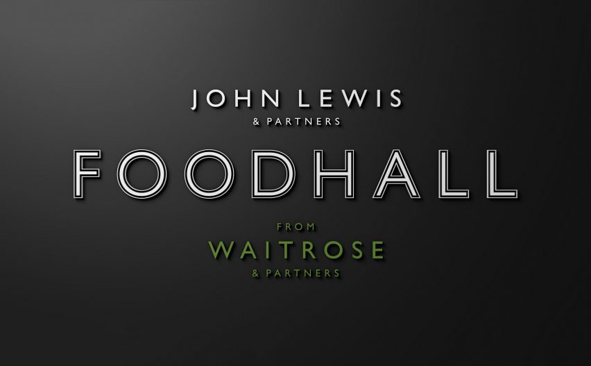 Pentagram rebrands John Lewis and Waitrose