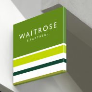 Pentagram rebrands John Lewis and Waitrose to emphasise partnership