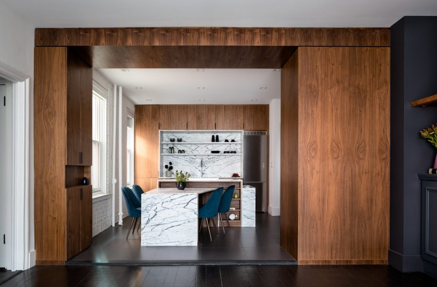 Lenox Hill Residence Renovation by Attn Attn