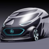 Mercedes-Benz employs modular body system for latest mobility concept