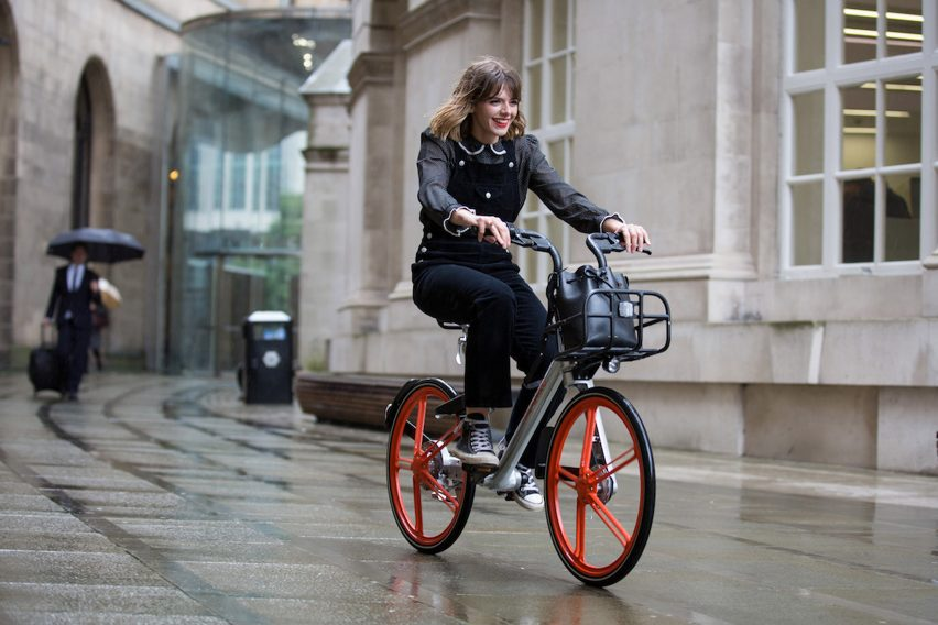 Bike-sharing company Mobike withdraws from Manchester due to vandalism