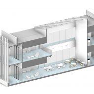 NASA building by Ten Arquitectos