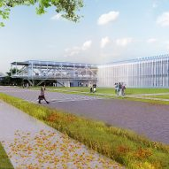NASA Research Support Building by TEN Arquitectos begins construction in Ohio