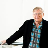 """Nicholas Grimshaw to receive """"well overdue"""" 2019 RIBA Royal Gold Medal"""