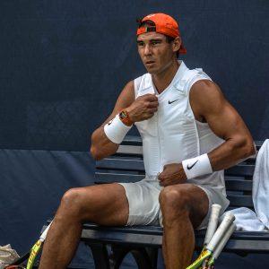 Nike Vest Keeps Rafael Nadal Cool During Us Open