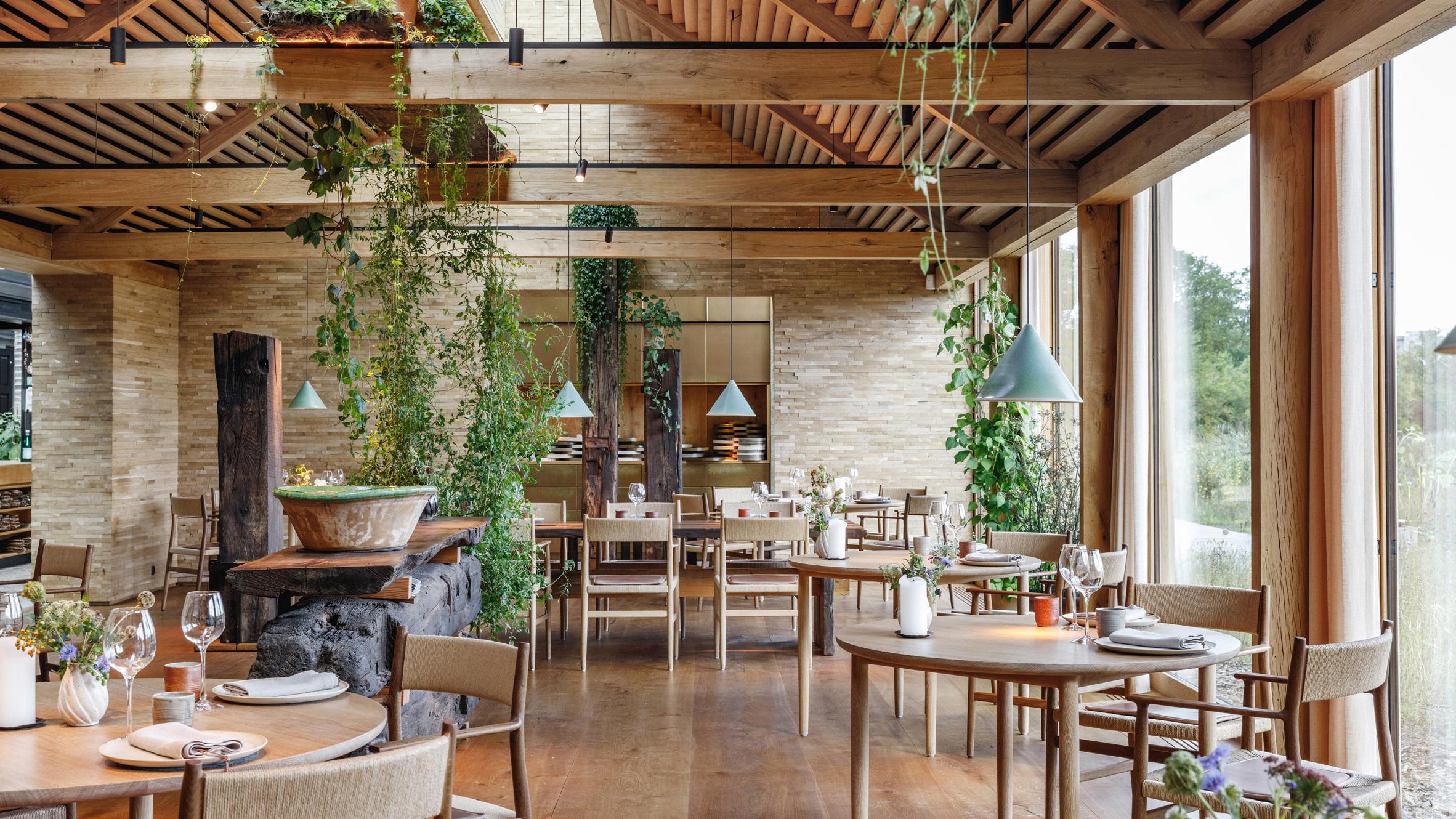 BIG overhauls Copenhagen warehouse for Noma 2.0 restaurant