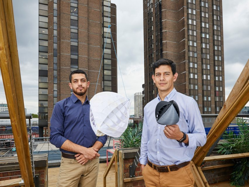 O-Wind Turbine wins 2018 James Dyson Awards grand prize