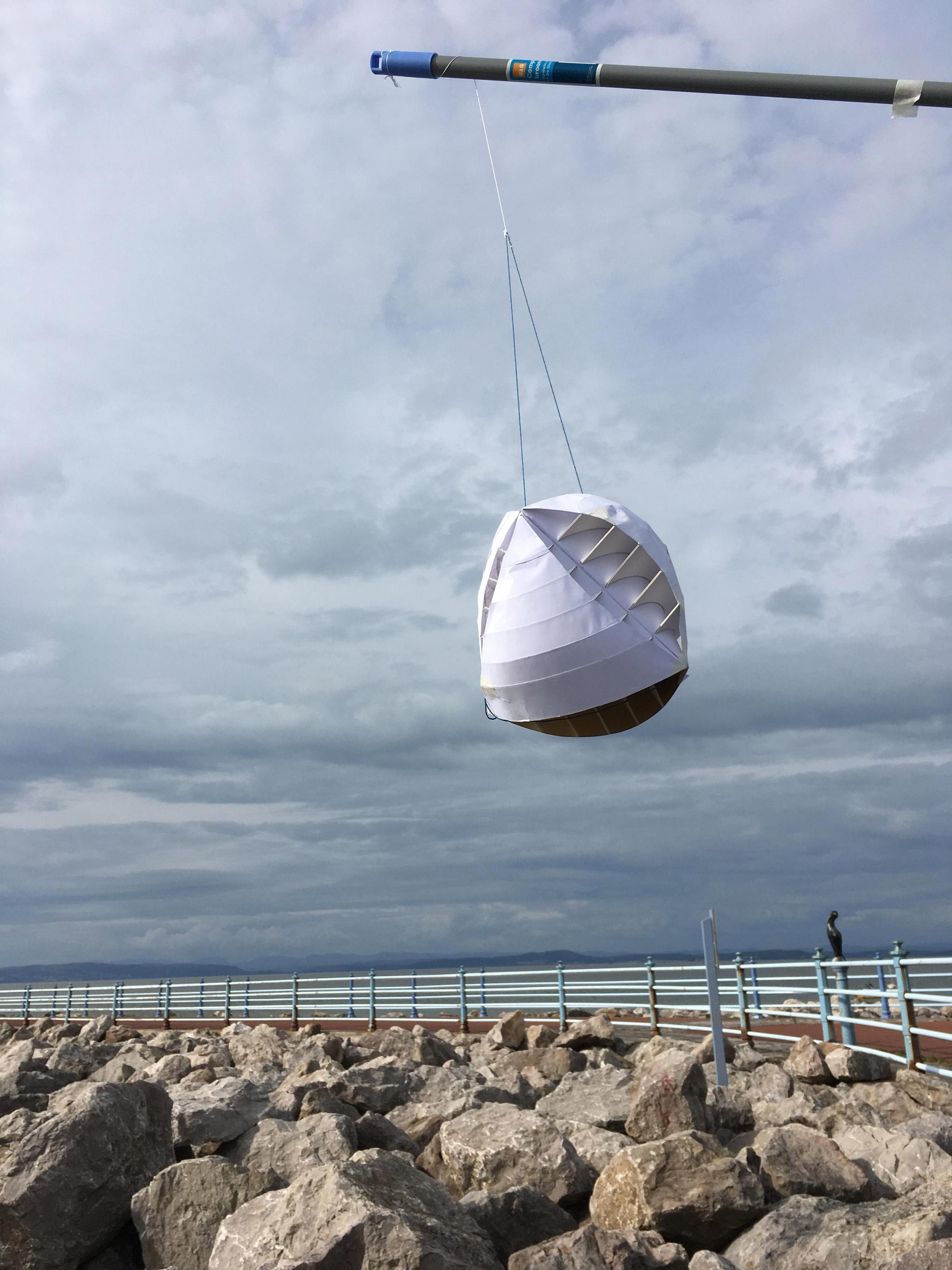 O-Wind Turbinewins2018 James Dyson Awards grand prize
