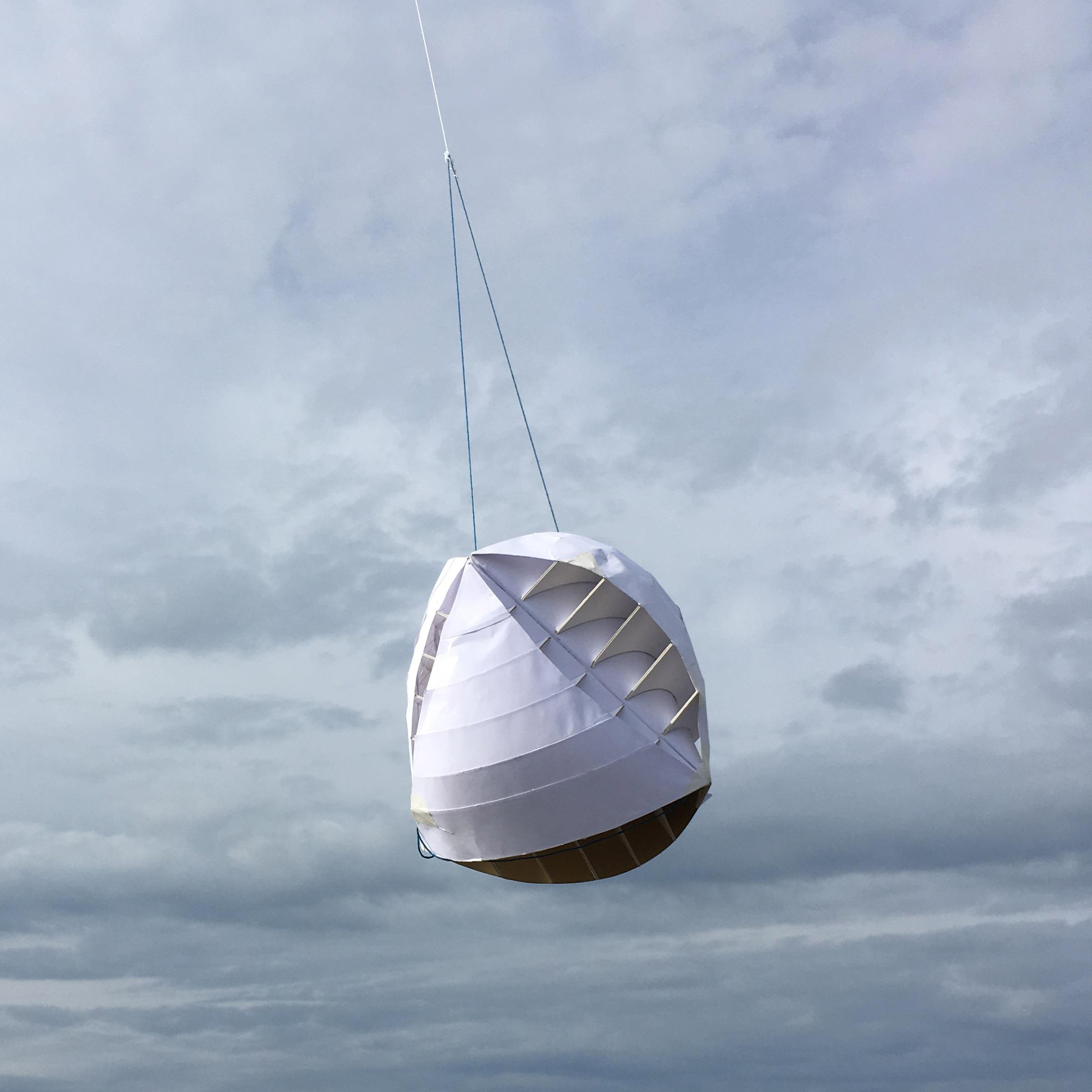 O-Wind Turbine captures energy even in the middle of dense