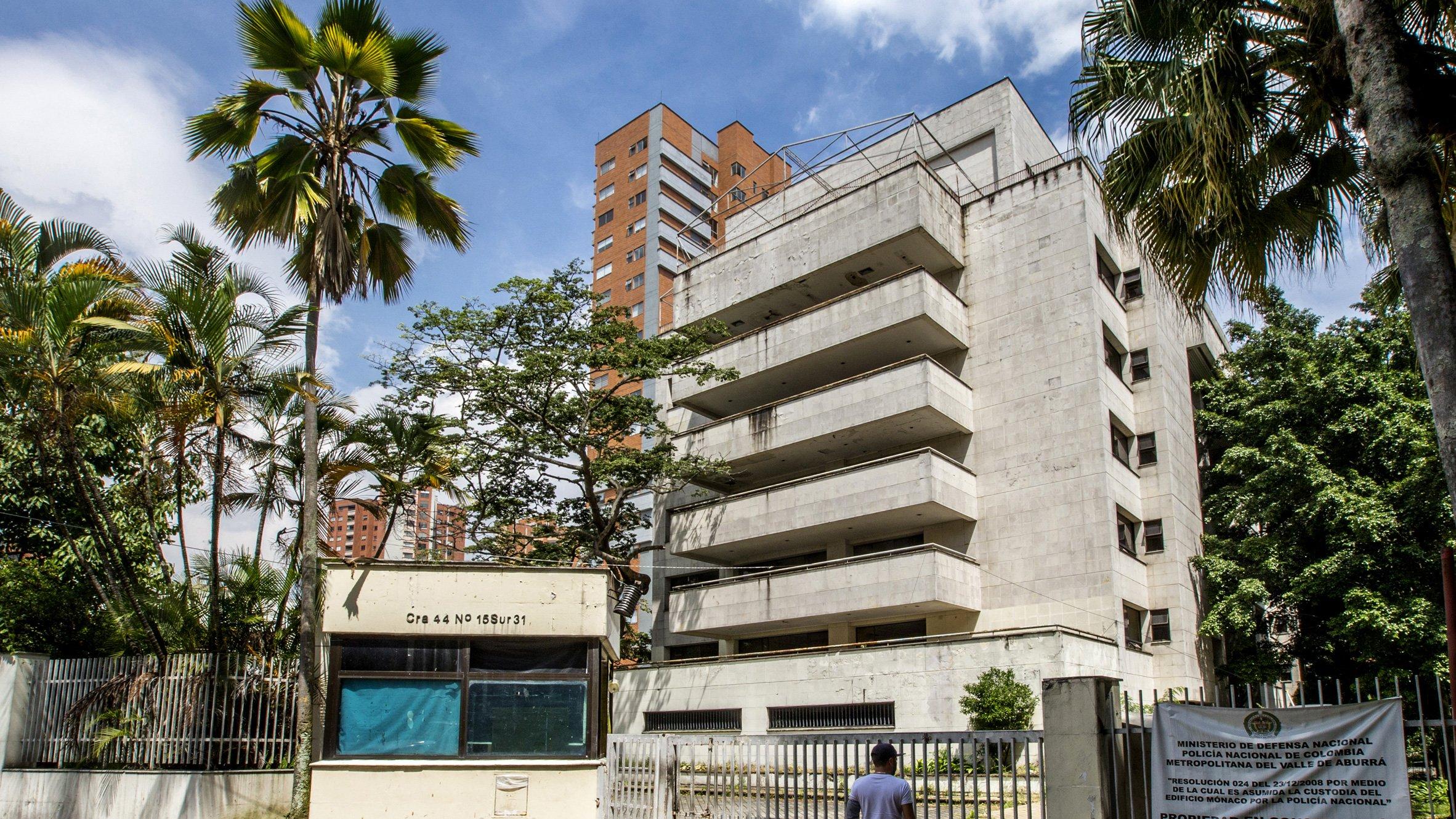 This week, homes of drug lord Pablo Escobar and architect Amin Taha faced demolition