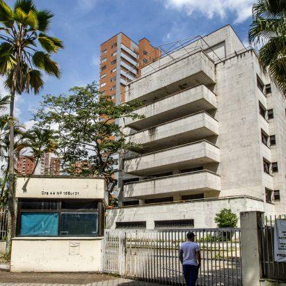 Monaco Building, Pablo Escobar's former home in Medellin