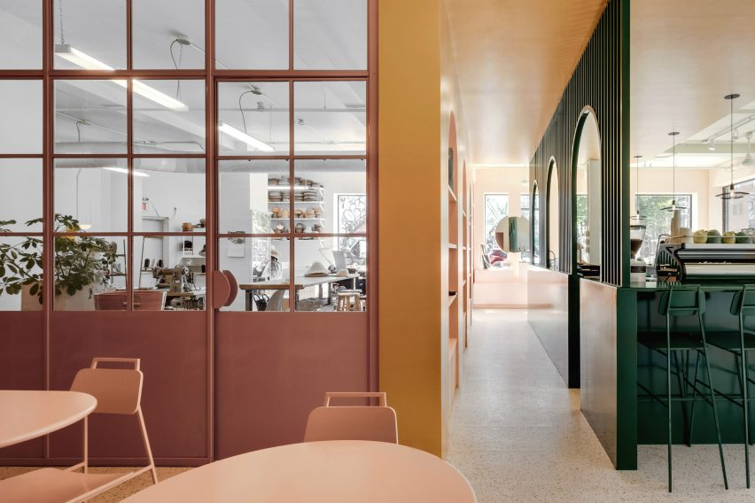 Pastel Rita by Appareil Architecture
